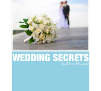 Special launch offer: Get a copy of Wedding Secrets for just £3.00 !