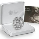 Silver fit for a bride: The Royal Mint's Lucky Silver Sixpence